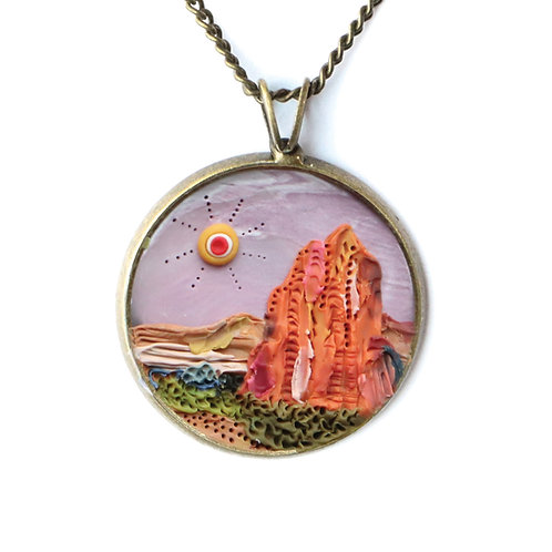 Capitol Reef National Park Necklace