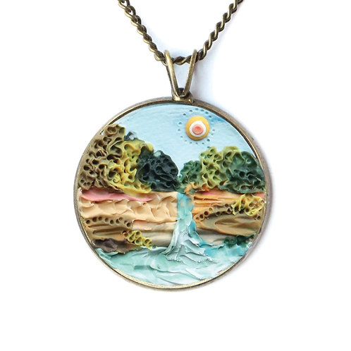 Hot Springs National Park Necklace
