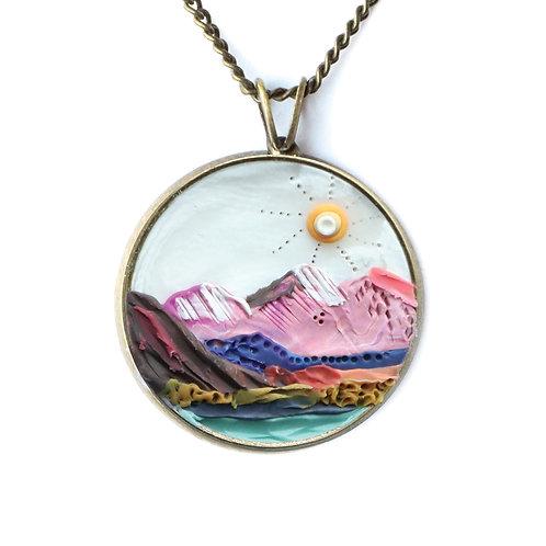 Lake Clark National Park Necklace