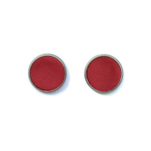 Cherry Maple Earrings