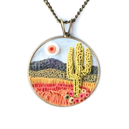 Desert Hike Necklace