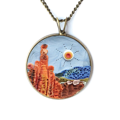 Bryce Canyon National Park Necklace