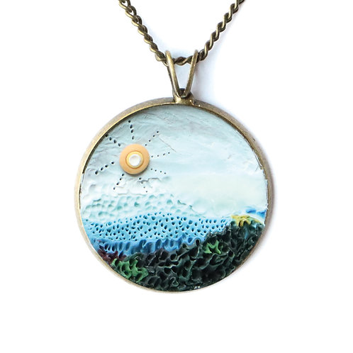 Great Smoky Mountains National Park Necklace