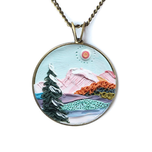 Katmai National Park Necklace