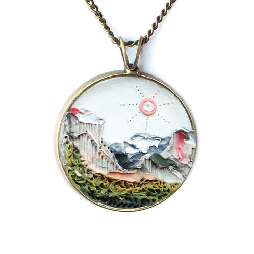 Yosemite National Park Necklace