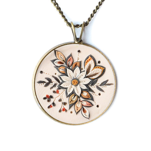 The Earthflower Necklace
