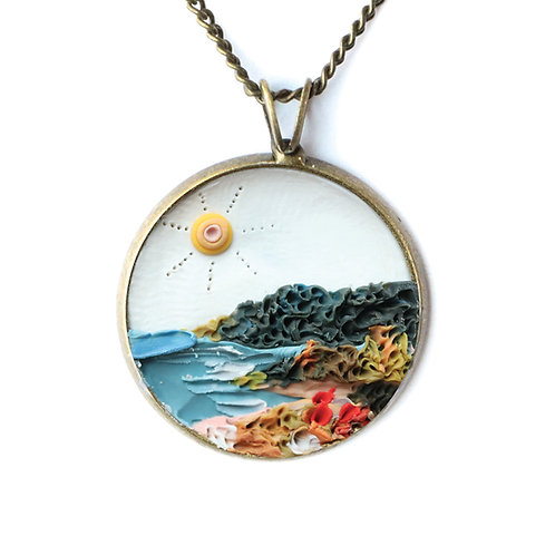 Acadia National Park Necklace