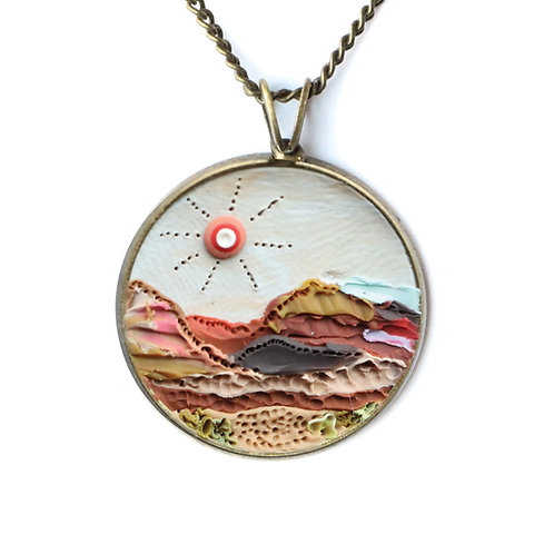 Petrified Forest National Park Necklace