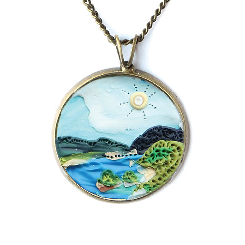 Virgin Islands National Park Necklace