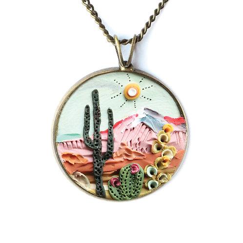 Saguaro National Park Necklace
