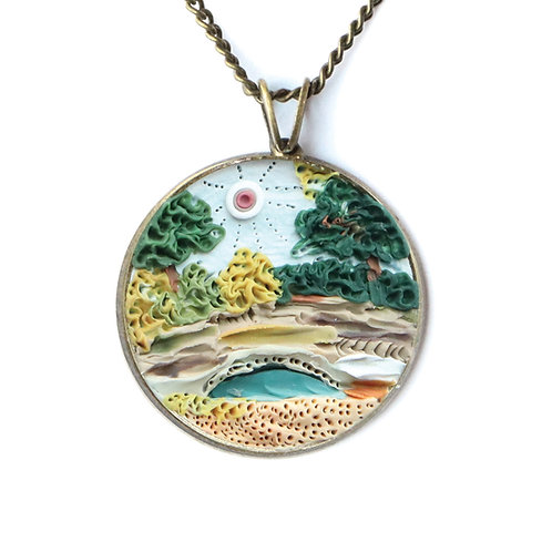 Mammoth Cave National Park Necklace
