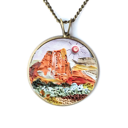 Zion National Park Necklace
