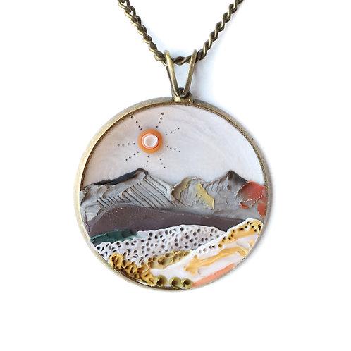 White Sands National Park Necklace
