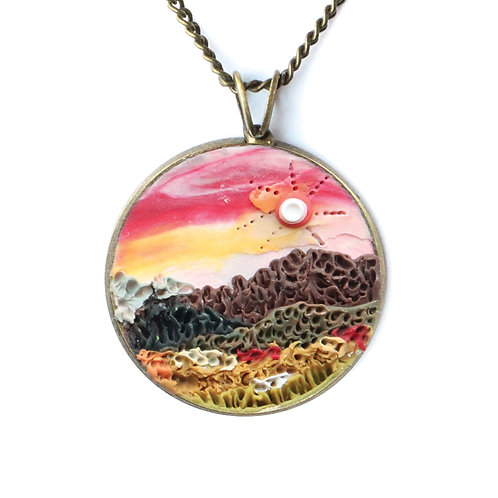 Wind Cave National Park Necklace