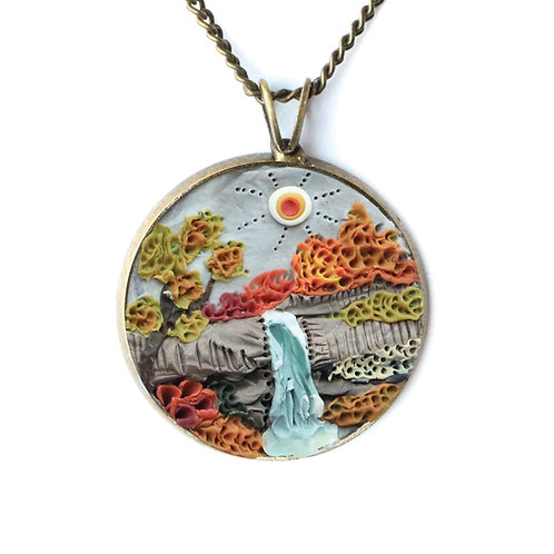 Cuyahoga National Park Necklace