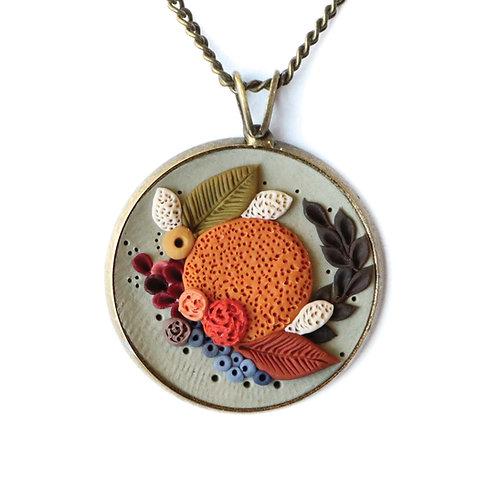 Mint Moonlight Necklace