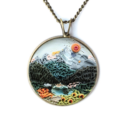 North Cascades National Park Necklace