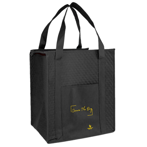 'Secure the Bag' Grocery Bag