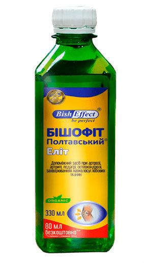 Biszofit Połtawski Elit, Płyn, 330 ml