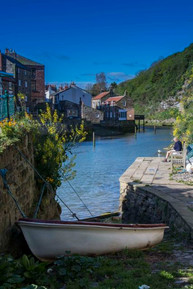 Staithes, Yorkshire