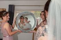 Great idea for a bridesmaid photo
