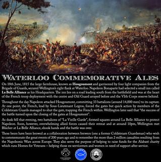 Waterloo beers available!