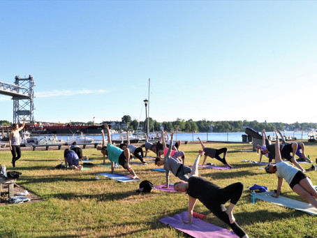 What is Power Yoga?