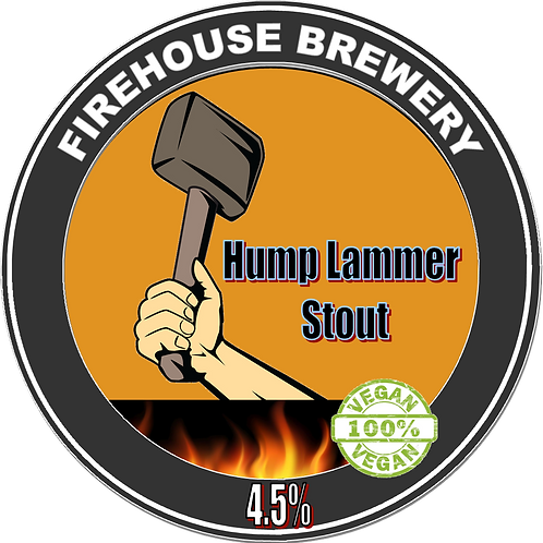 Hump Lammer Stout 4.5%