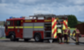 Fire Appliance Hire