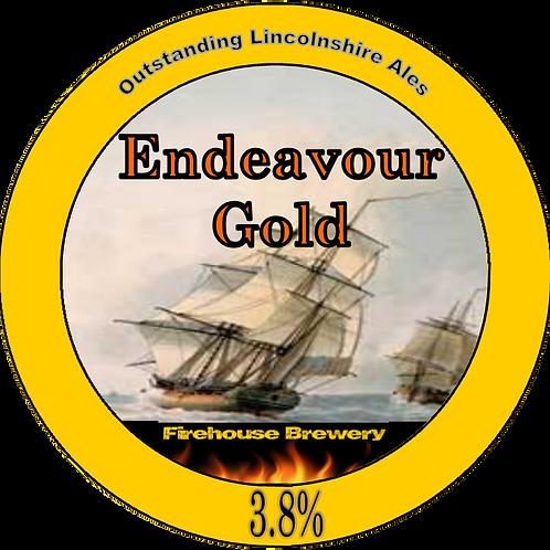 Endeavour Gold 3.8%