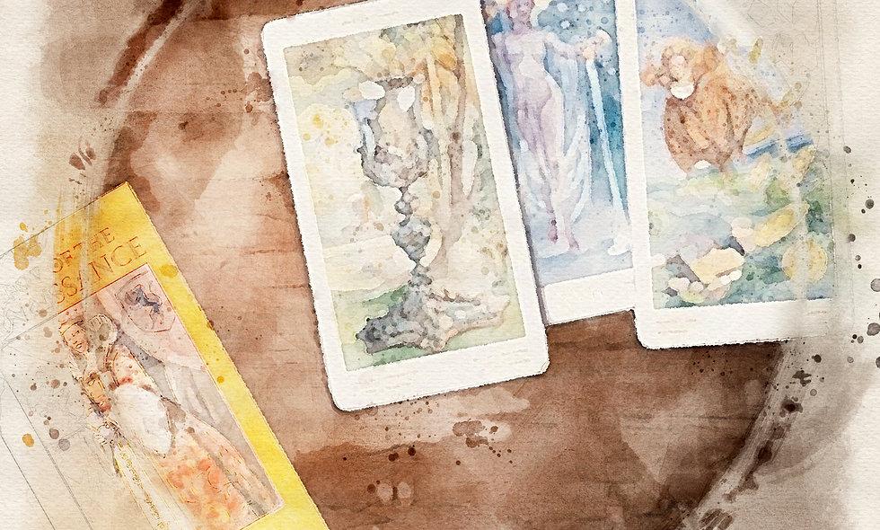 網上塔羅占卜 Tarot Card Reading Online