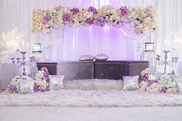 Beautiful decoration wedding ceremony.jp