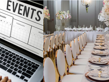 Event Planner Vs. Event Designer... What do we do...?