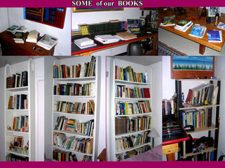 Why do you collect books?