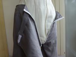 Pantalon - ouverture