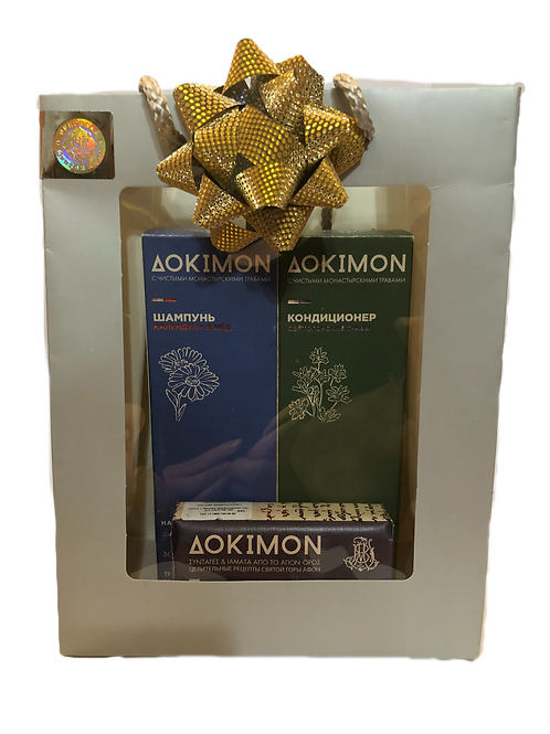 Подарочный набор DOKIMON 4
