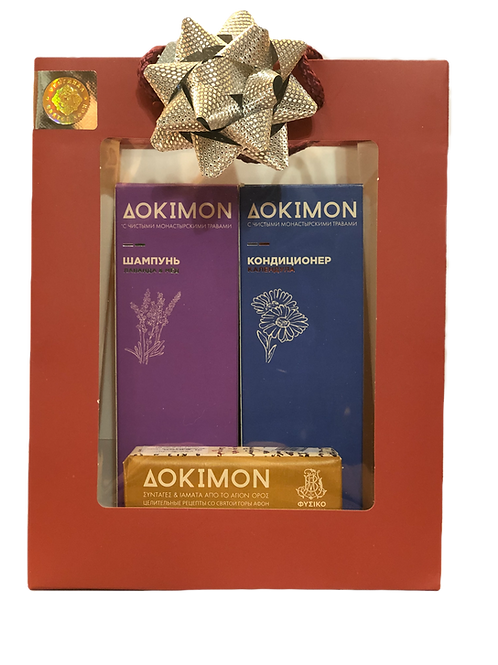 Подарочный набор DOKIMON 3