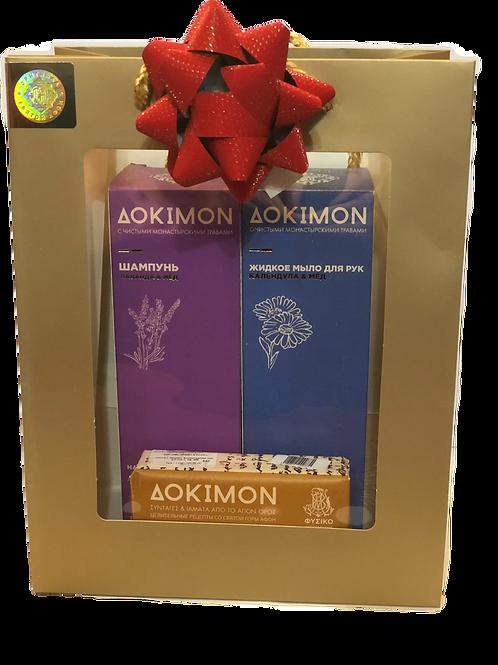 Подарочный набор DOKIMON 1