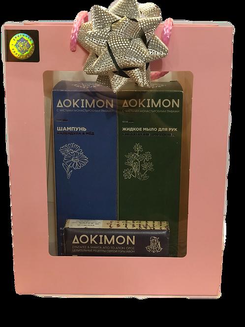 Подарочный набор DOKIMON 2