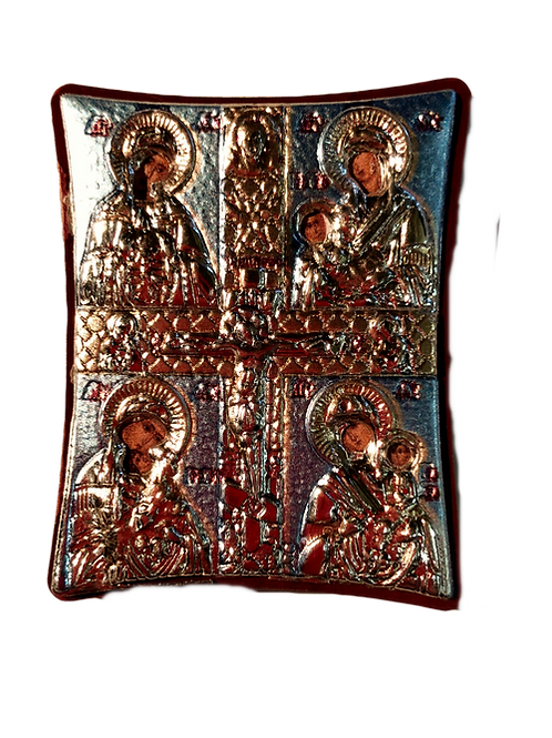 Иконы Божией Матери с Крестом