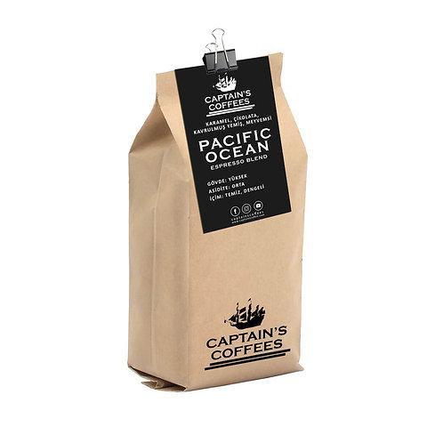 Pacific Ocean Espresso Blend - 250gr