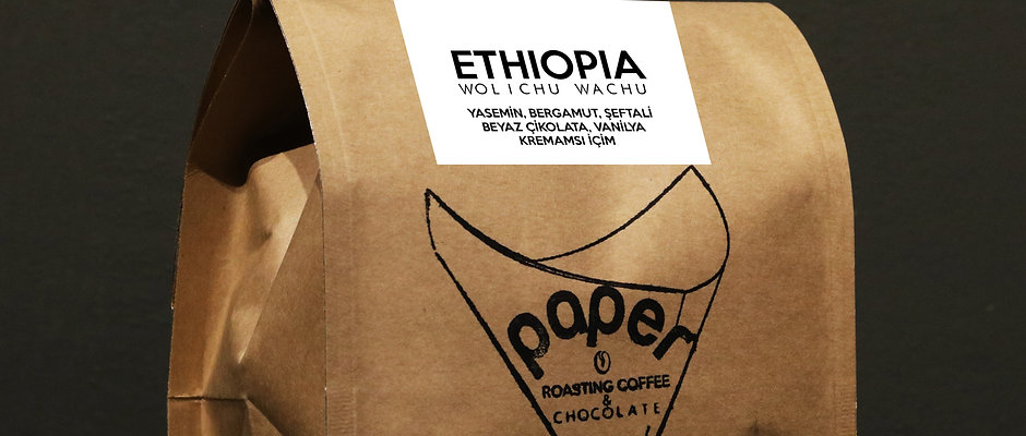 Ethiopia Wolichu Wachu Washed - 250 gr