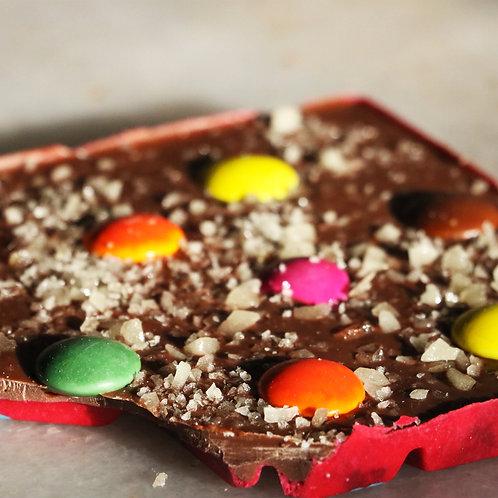 Bonibonlu Patlayan Şekerli Sütlü Çikolata - 2021 Collection