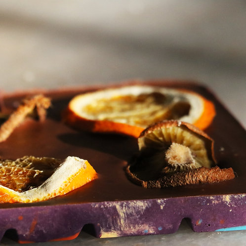 Kuru Meyveli Bitter Çikolata - 2021 Collection