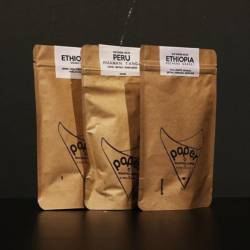 Kahve Seti - 300 gr