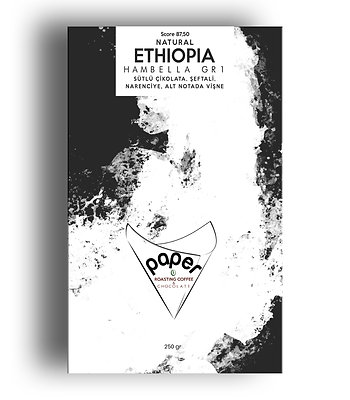 Ethiopia Hambella Natural Grade 1 - 250 gr