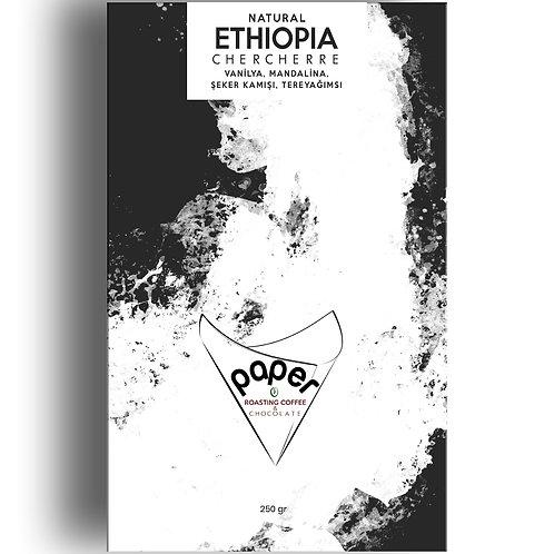 Ethiopia Yirgacheffe Cher Cherre Natural - 250 gr