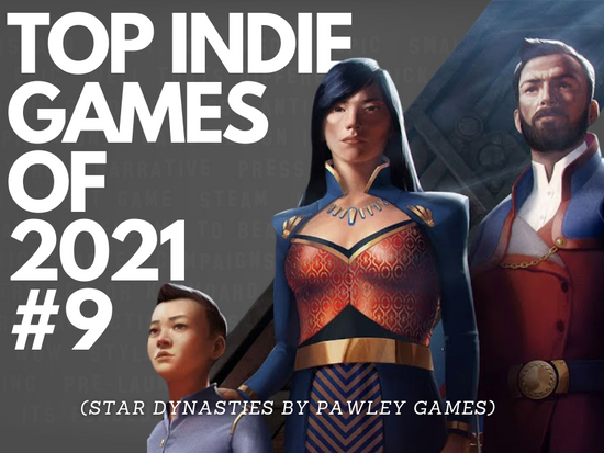 Top IndieGames of 2021 - #9