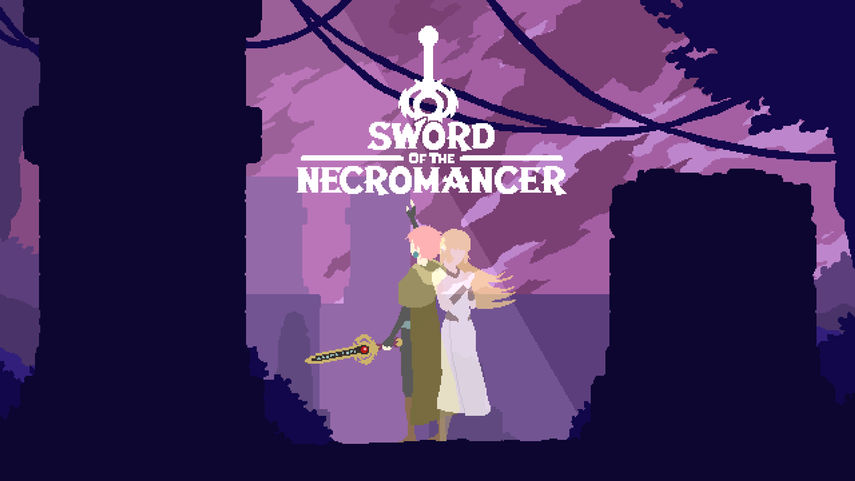 Sword of Necromancer
