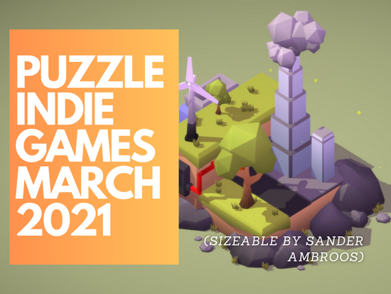 Puzzle Indie Games of March 2021